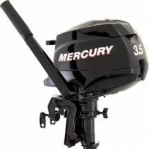 Four Stroke 3.5HP Outboard Manual Start Long/Short Shaft