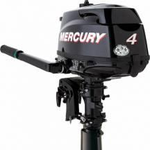 Four Stroke 4HP Outboard Manual Start Long/Short Shaft