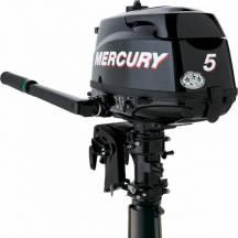 Four Stroke 5HP Outboard Manual Start Long/Short Shaft