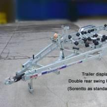 Super Roller Coaster - Twin Axle